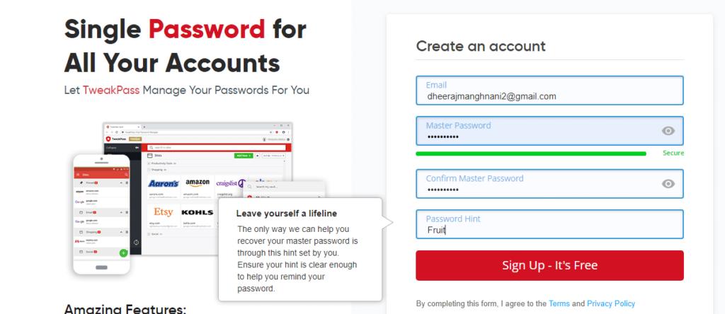 starke Passwörter generieren