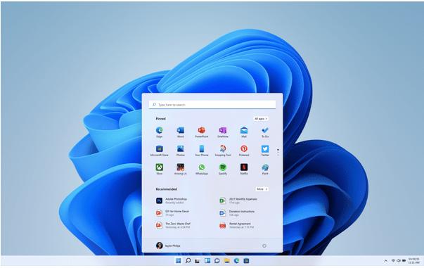 Systemwiederherstellung unter Windows 11