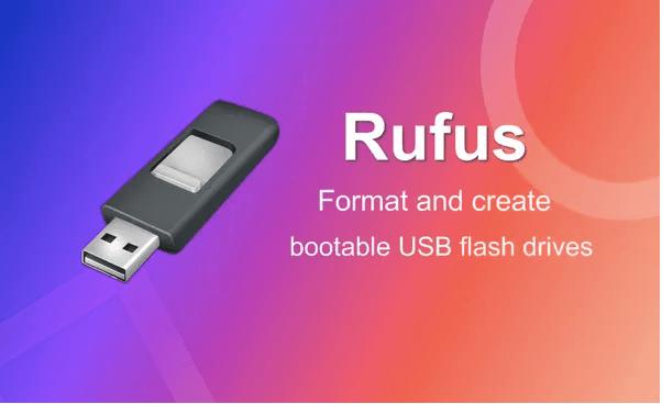 Drittanbieter-Tool zum Erstellen eines bootfähigen Windows 11-USB-Laufwerks