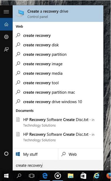 Verwenden Sie die Systemwiederherstellung unter Windows 11