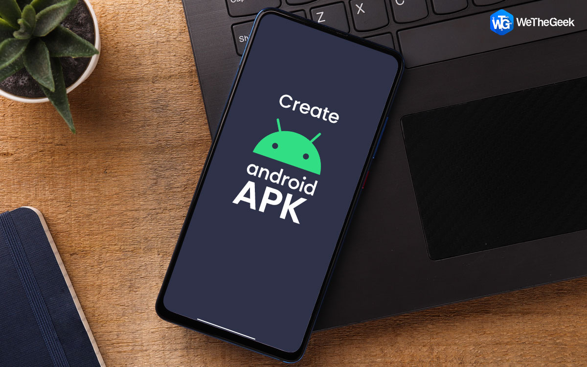 How to Create an Apk From an Installed App on Android?