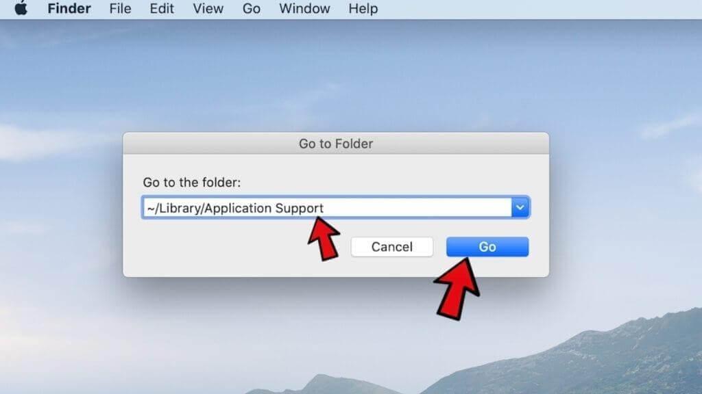 So entfernen Sie den Suchbaron vom Mac