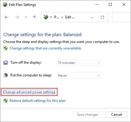 hohe Festplattennutzung unter Windows 11