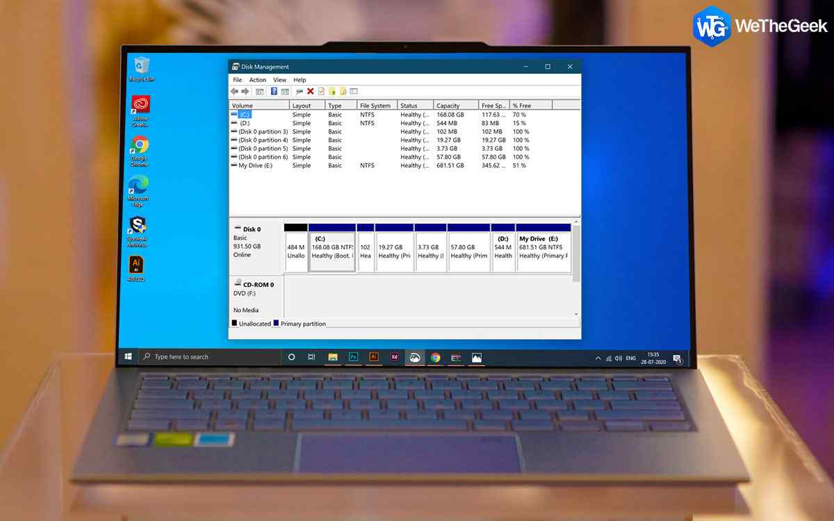 How To Fix Setup Was Unable To Create A New System Partition