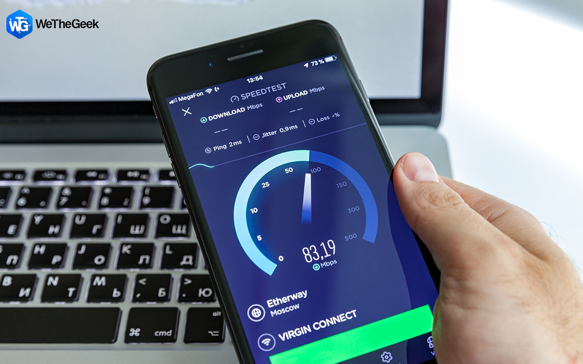 How To Carry Out A Mobile Data Speed Test In Real-time?
