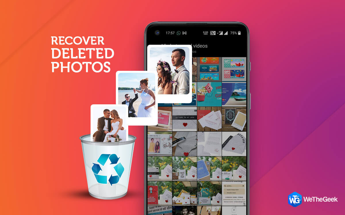 How To Recover Deleted and Hidden Photos On Android?