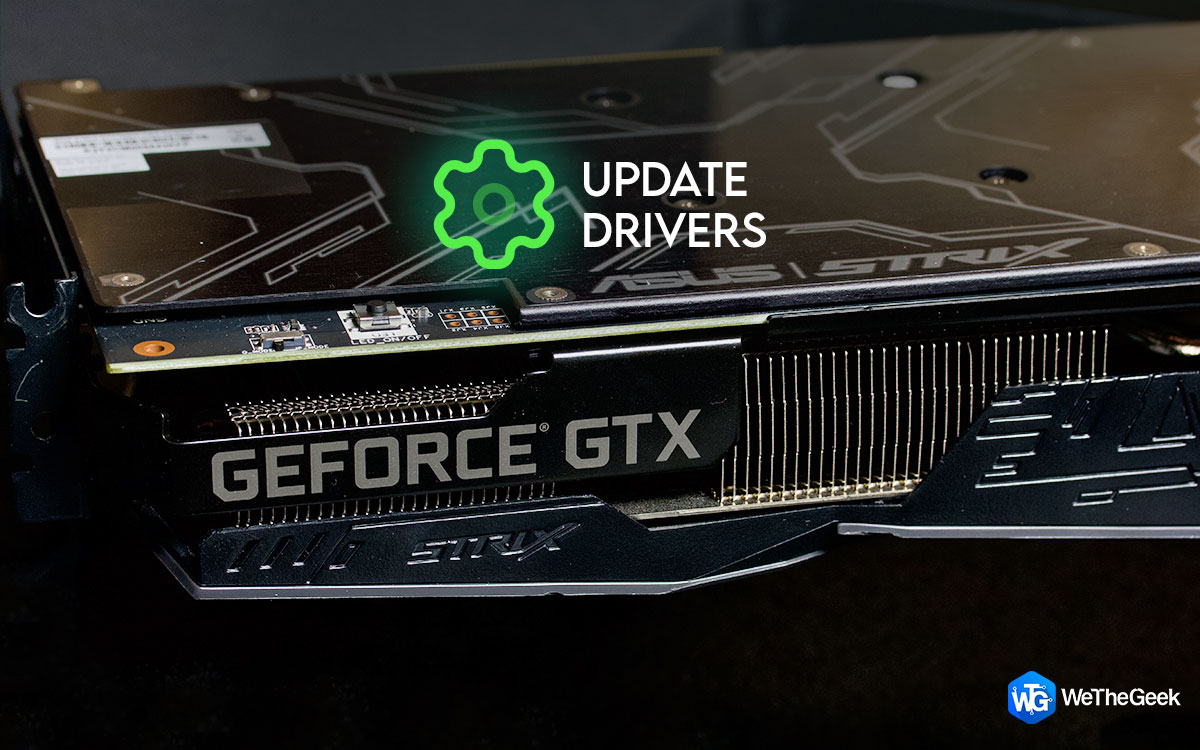 How to Update GTX 1660 Driver Quickly and Easily