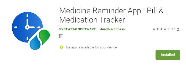 Medizin-Erinnerungs-App installieren
