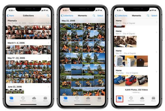 Organisieren Sie Ihre Fotobibliothek