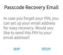 E-Mail zur Passwortwiederherstellung