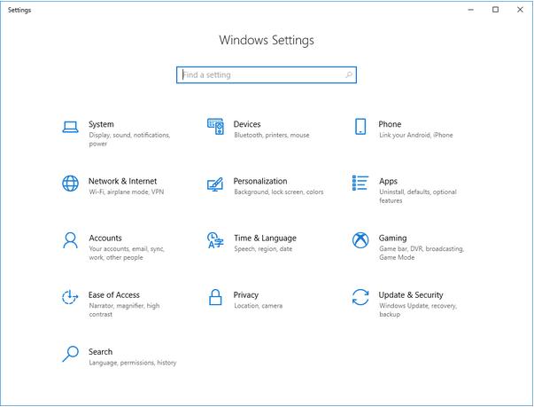 Führen Sie die Windows-Fehlerbehebung aus