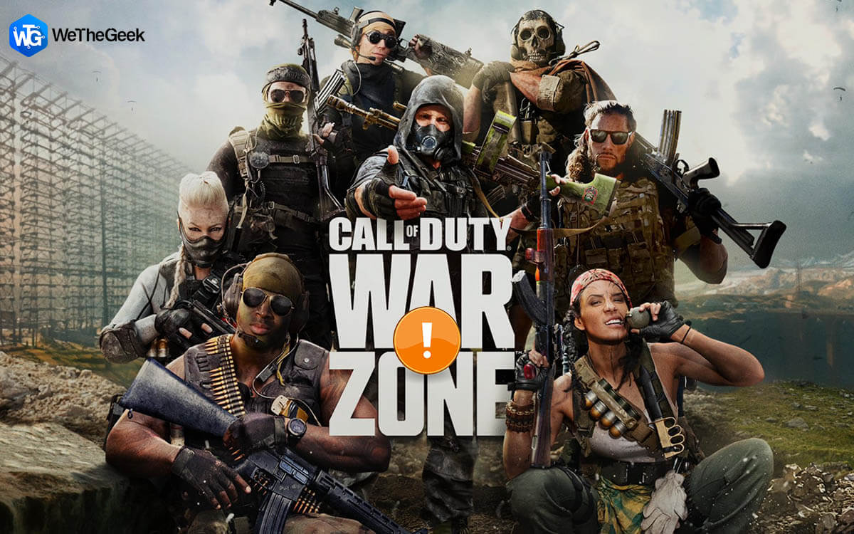 How To Solve Warzone Not Launching On Pc