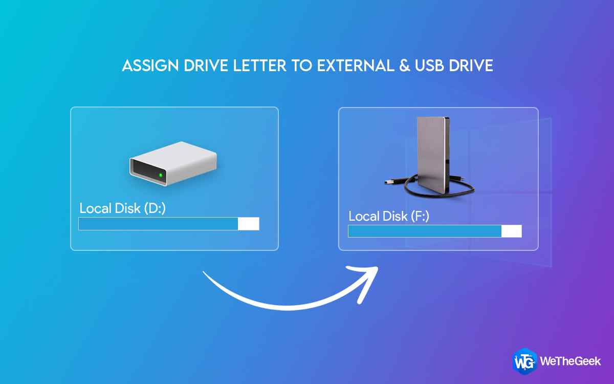 How To Fix Windows Doesn't Assign Drive Letter to External & USB Drive