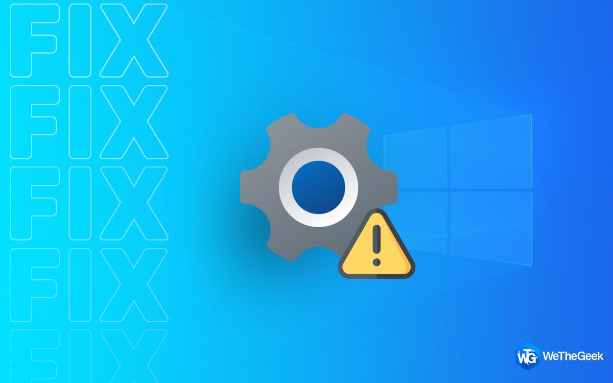 Windows 10 Settings Won't Open? Here's the Fix!