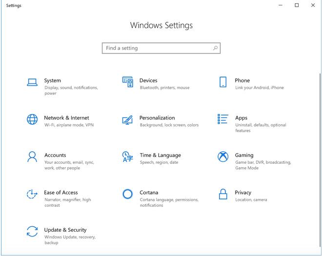 Windows-Symbol