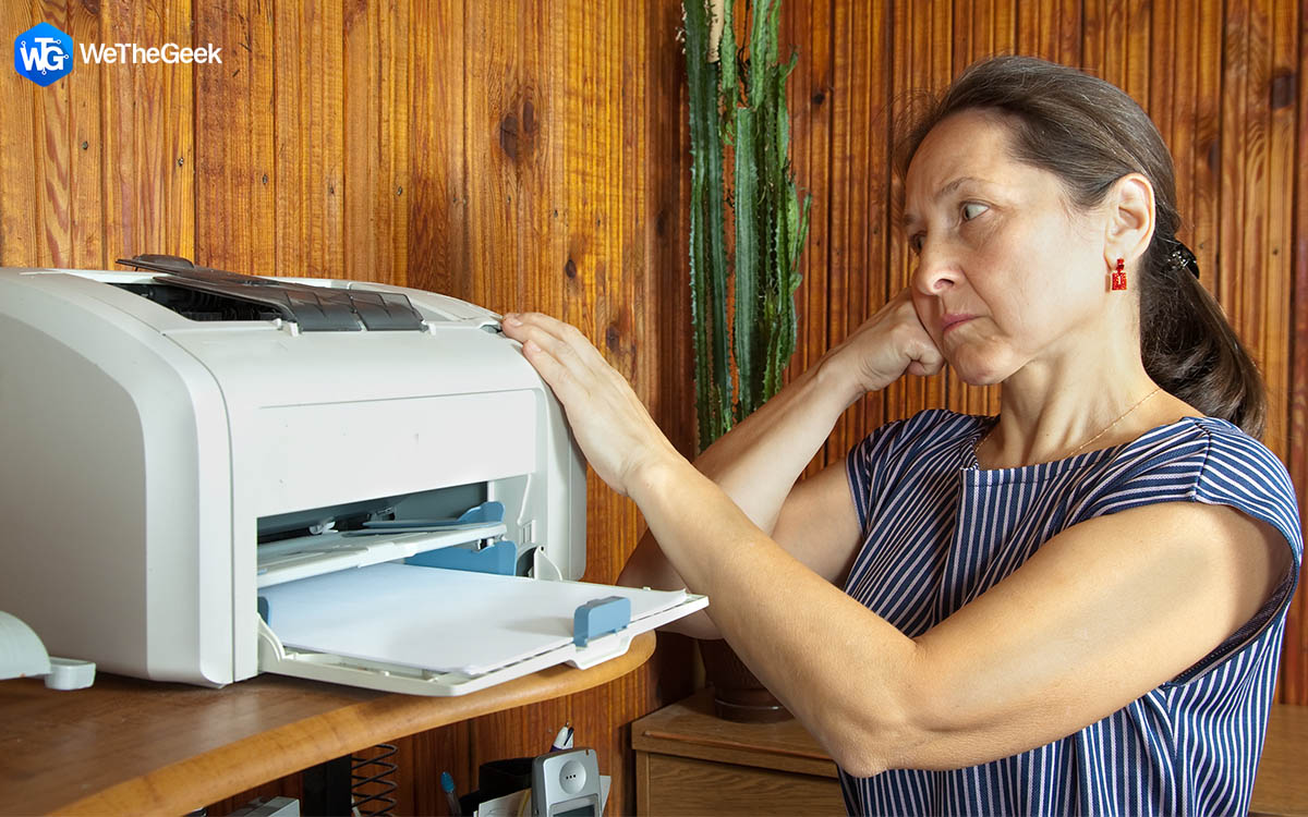 FIX: Wireless Printer Not Responding on Windows 11/10