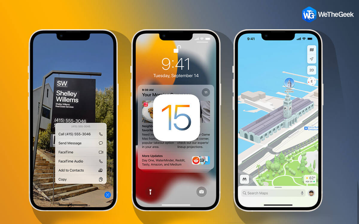 iOS 15 Common Problems and Issues You Should Know Before Installing