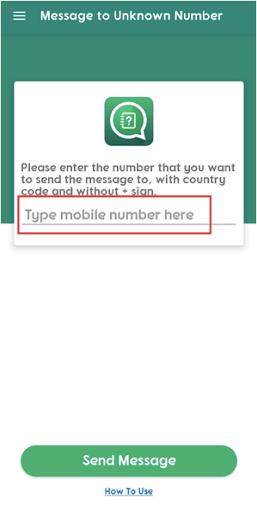 Chat mit Zufallszahl starten