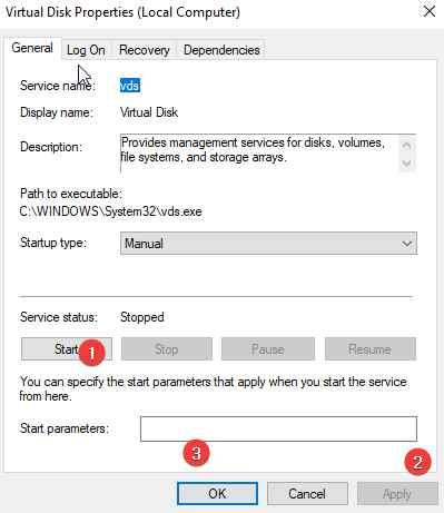 Windows 10 weist dem externen Laufwerk einen Laufwerksbuchstaben zu