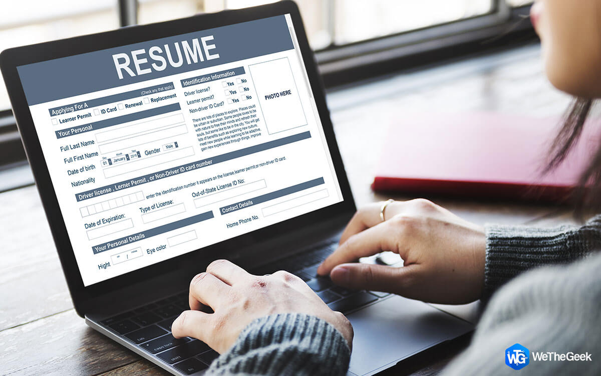 How To Make Resume Online?
