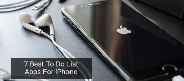 7 Best To Do List Apps For iPhone 2017